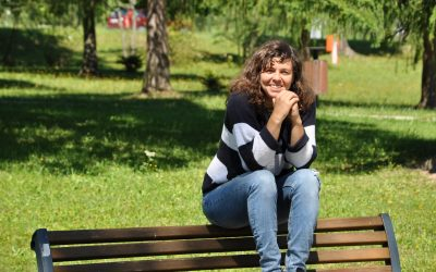 Andrea Saloňová: Tatranec i na ostrove hľadá úzke strmé kuloáre