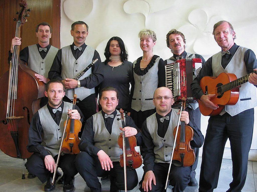 Ľudová hudba Prešovčan