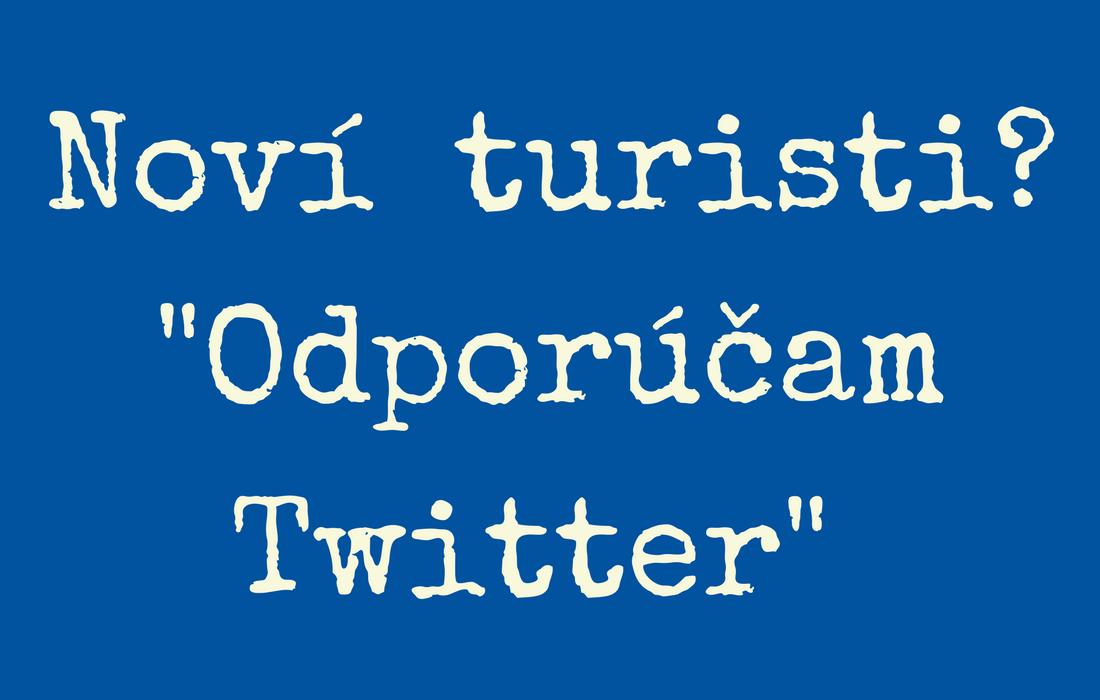 twitter slovensko