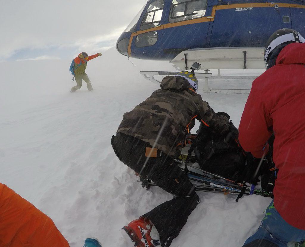 Heli-skiing Björkliden a Riksgränsen