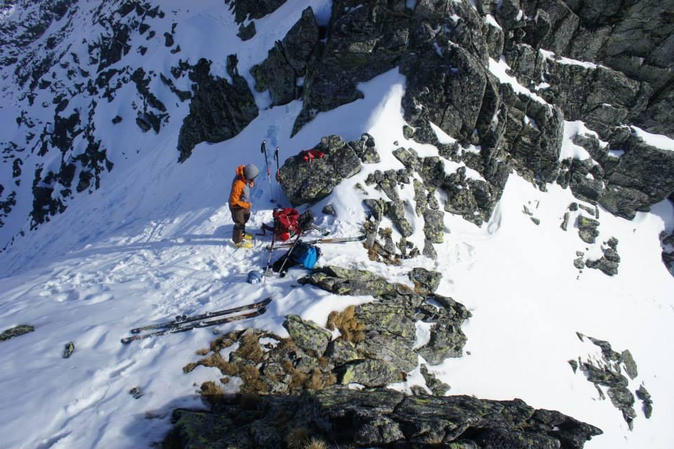 Tatry skialp