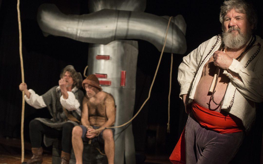 Tatry sú aj divadlo. Začína festival Stretnutia.