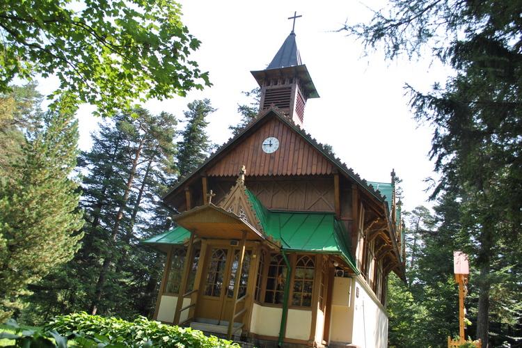 Kostol Tatranská Lomnica