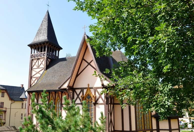Kostol Nepoškvrneného Počatia Panny Márie