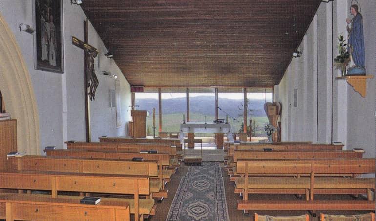 Kostol Štrbské Pleso