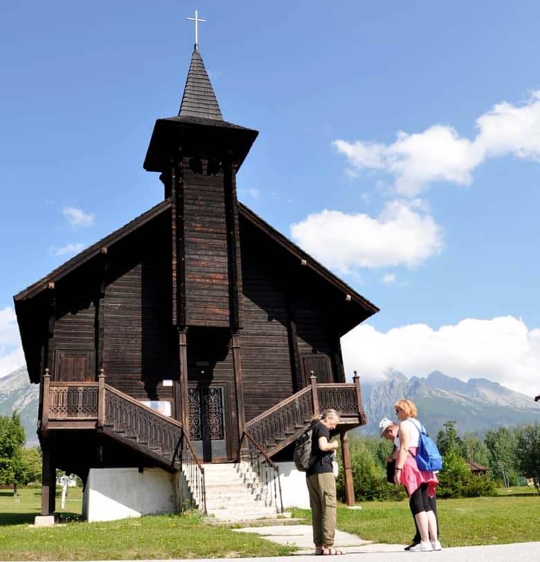 Kostol Dolný Smokovec