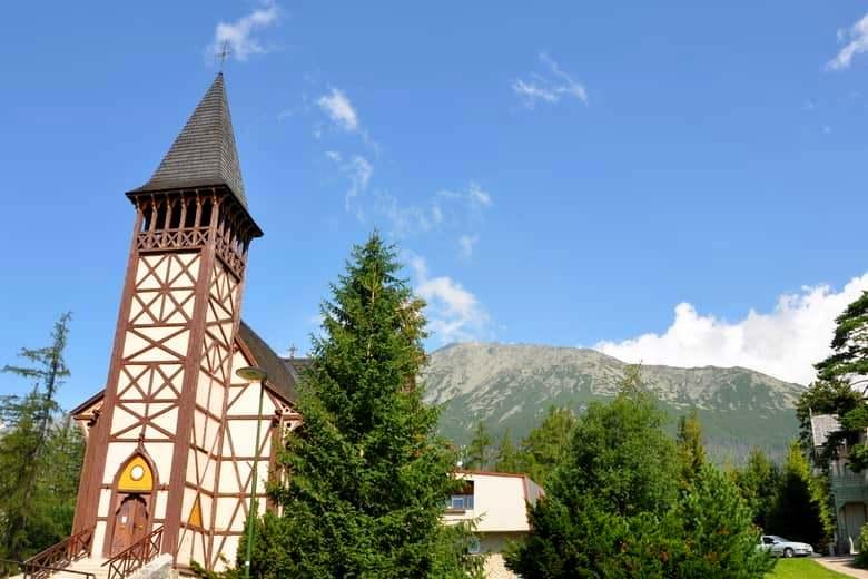 Kostol Starý Smokovec