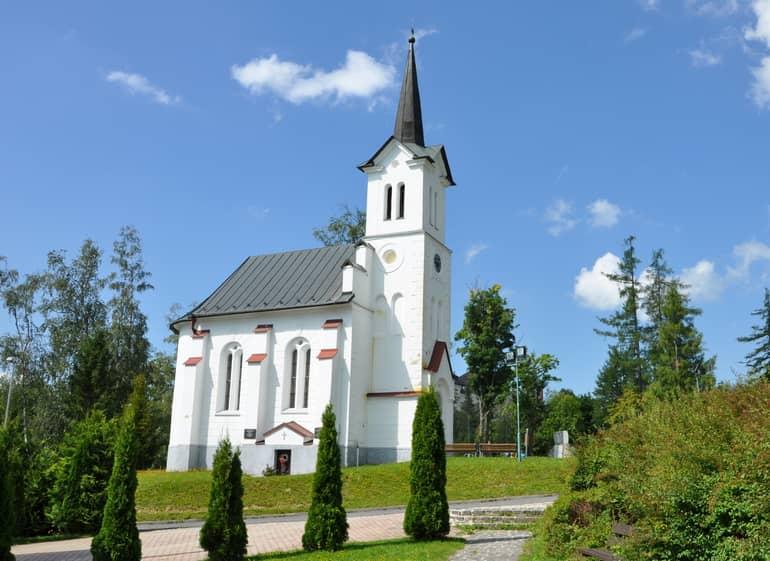 Evanjelický Kostol Nový Smokovec