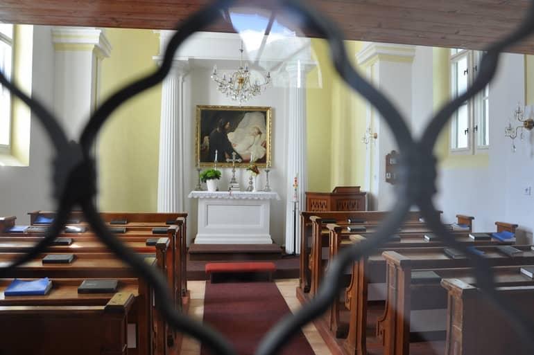 Smokovecký kostol