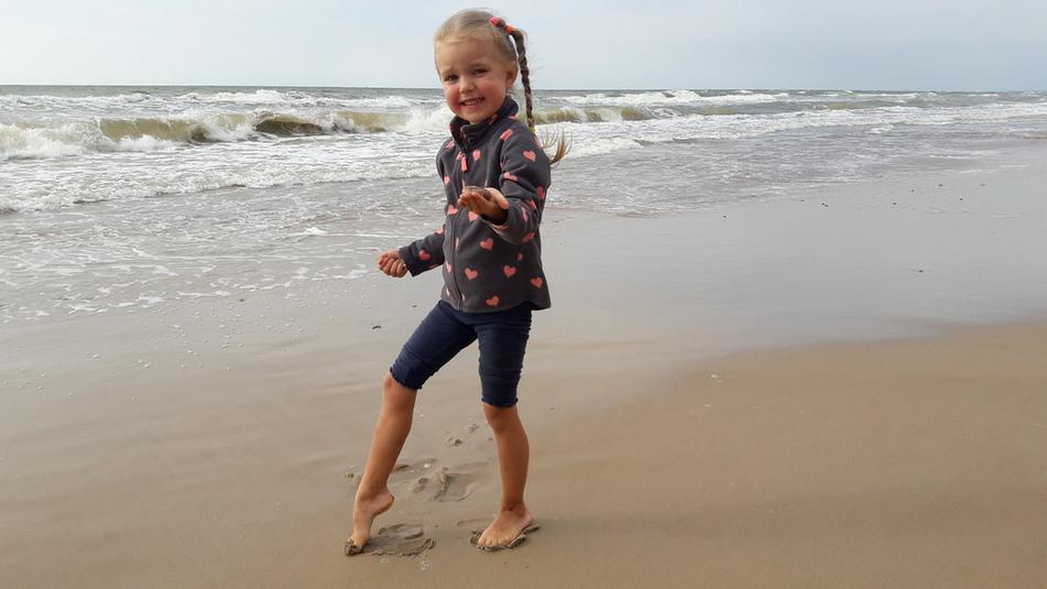 Lotyšsko pláž lotyšské pláže