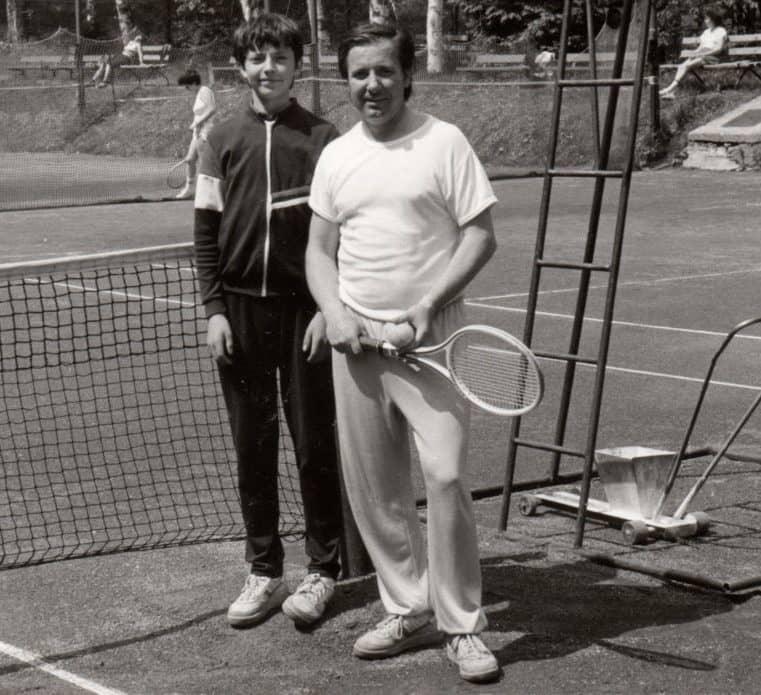 Tenis Tatranská Lomnica