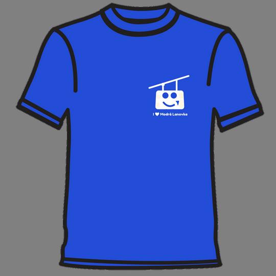 Modrá Lanovka