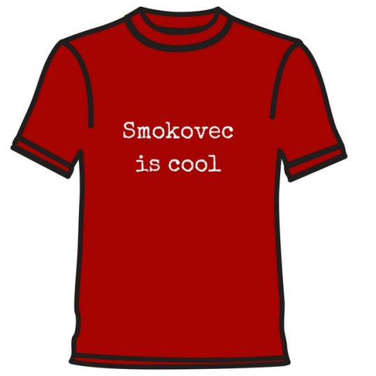 Smokovec tričko