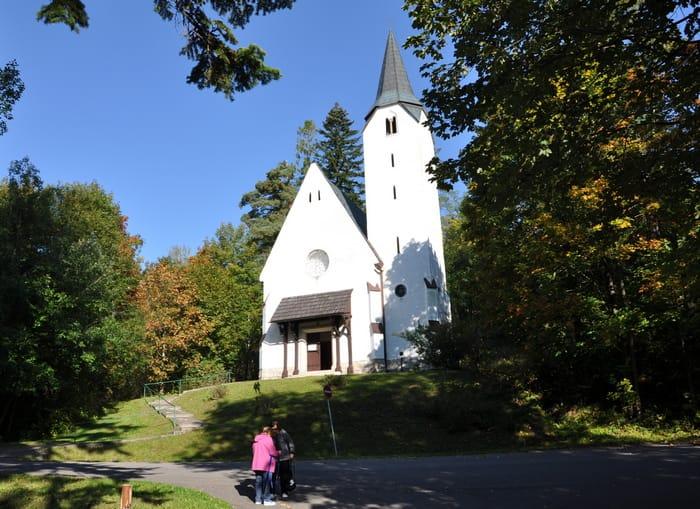 Evanjelický kostol Tatranská Lomnica