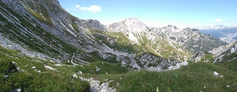 Bohinjské kopce