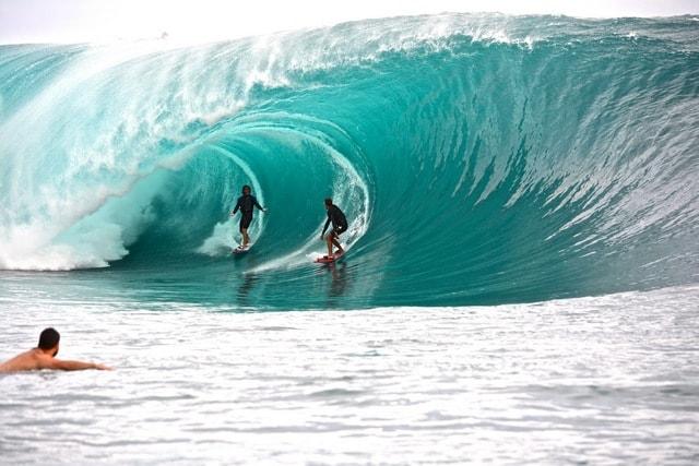 Vlna Teahupoo