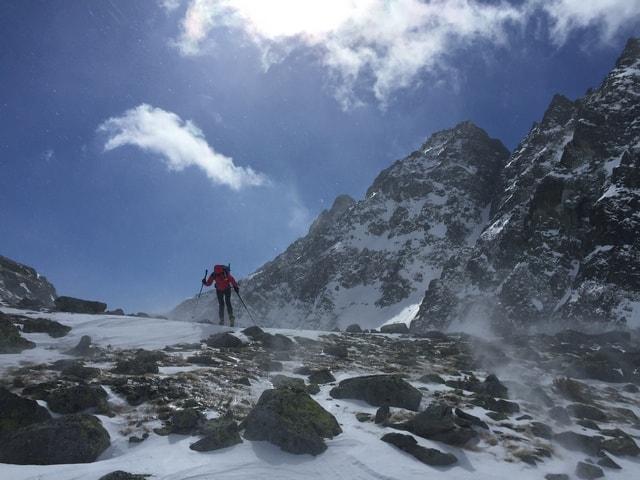 Skialpinizmus v Tatrách