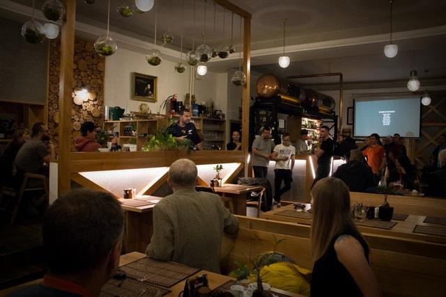 Reštaurácia central Starý Šmakovec